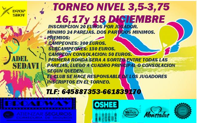 torneo diciembre